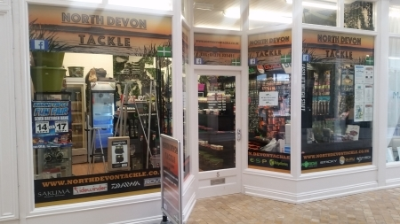 North Devon Tackle Shop Barnstaple