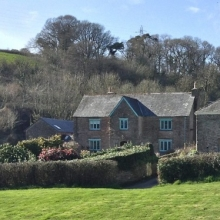 Coombe Farm Fishing Breaks - Devon