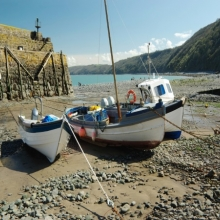 Sea & River Fishing Breaks Devon - Marsdens Holiday Cottages