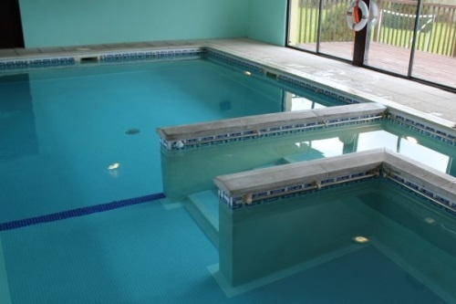 Blagdon Farm Swimming Pool - Beaworthy, Devon