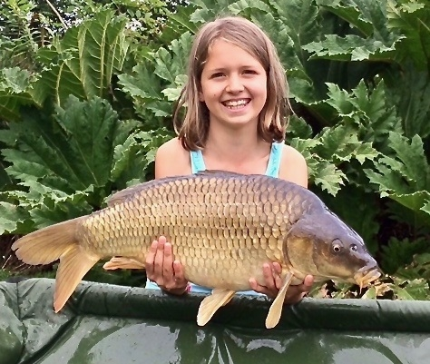 Carp Fishing South Farm, Cullompton - Devon