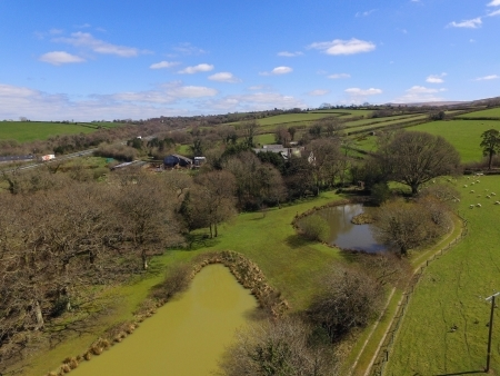 Week Farm Coarse Fishing Lake - Devon