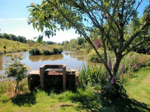Coarse Fishing Holidays in South West  - Holiday Cottages