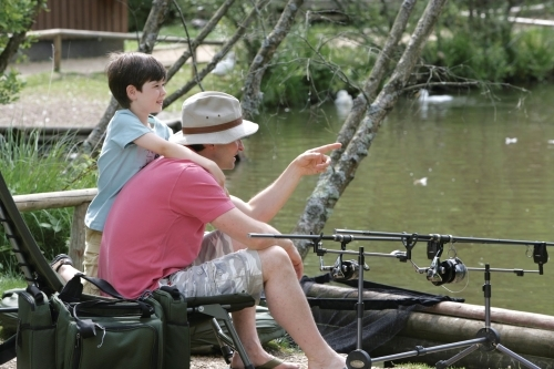 Coarse Fishing Holidays - Warmwell Holiday Park Weymouth, Dorset