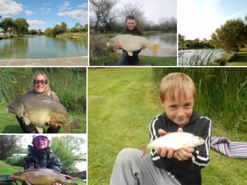 Coarse Fishing Warrens Holiday Village Clevedon - Somerset