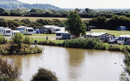 Coarse Fishing Lake Northam Farm Park - Somerset