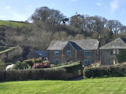 Coombe Farm Fishing Breaks - Devon