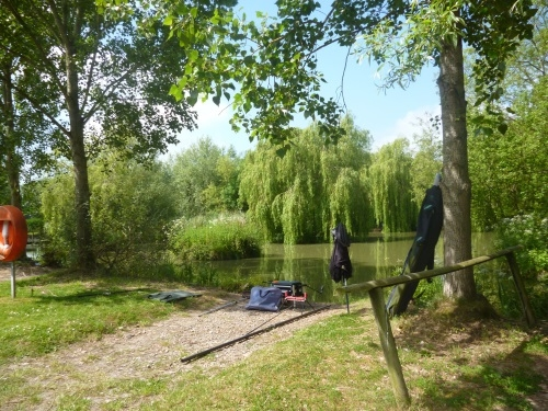 Coarse Fishing Lake at Emerald Pool Highbridge - Somerset