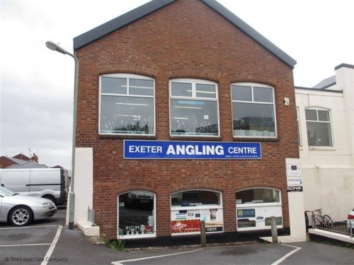 Exeter Angling Centre, Exeter Devon