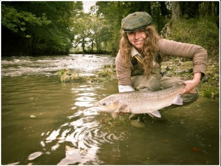 Learn the art of flyfishing expert tuition at Arundell Arms Hotel, Lifton, Devon