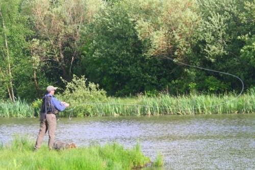 Fly Fishing Whitechapel Holiday Cottages South Molton - Devon