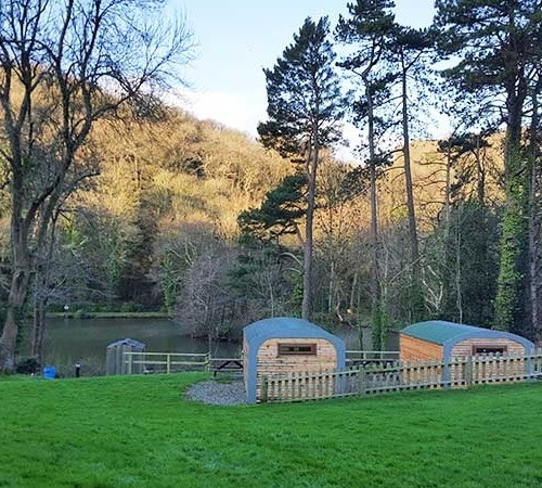 Glamping, Camping & Caravanning Mill Park - Ilfracombe North Devon