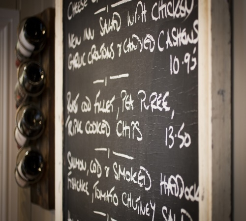 Great Food & Fine Wines The New Inn - Cerne Abbas Dorset