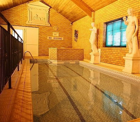 Laburnham House Hotel Swimming Pool - Somerset