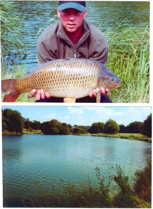 Longleat Coarse Fishing - Wiltshire