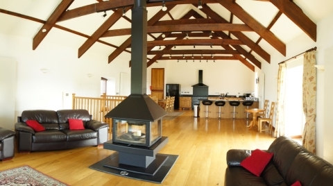 Luxury Self Catering Cottages with fishing