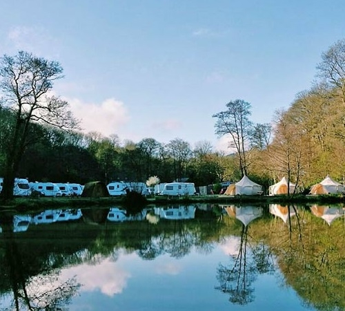 Mill Park Caravan & Touring Park - Ilfracombe North Devon