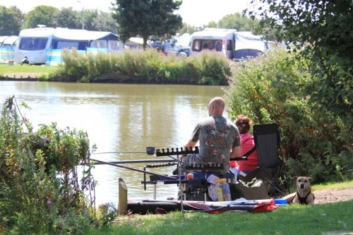 Northam Farm Holiday Park Fishing Breaks - Somerset