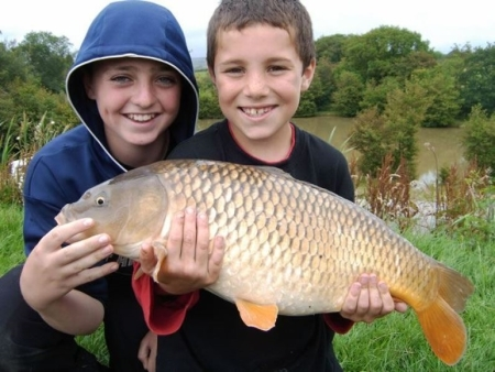 Oaktree Coarse Fishing Holidays - South Molton - Devon