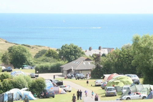 Rosewall Camping & Coarse Fishing Breaks Weymouth - Dorset