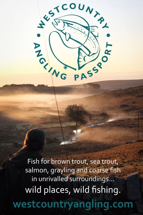 Westcountry Angling Passport - Devon & Cornwall