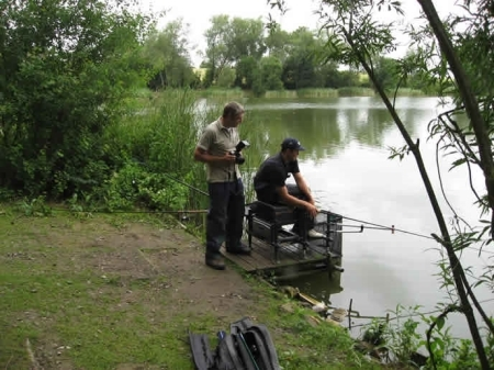 Tockenham Reservoir - Amalgamated Fisheries