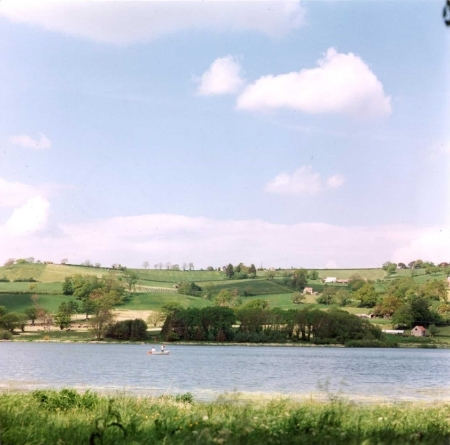 Blagdon Lake Renowned for Superb Fly Fishing - Just 4 miles drive