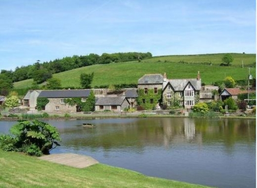 Coarse Angling Holidays - The Holiday Cottages