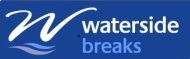 Angling Holidays - Waterside Breaks Logo
