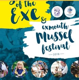 ETC Mussel Festival Exmouth Devon Saturday 24th Sept 2016