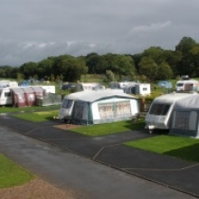 Fishing Holidays Riverside Caravan & Camping Park South Molton Devon