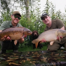 Coarse Fishing at Todber Manor Fisheries in Dorset