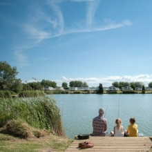 Coarse Fishing At Burnham-On-Sea Holiday Park Somerset