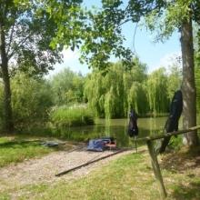 Coarse Fishing Lake at Emerald Pool Highbridge - Somerset