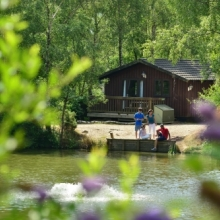 Family Fishing Breaks - Warmwell Holiday Park Weymouth, Dorset