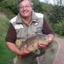 Martyn Green Coarse Fishing Tuition - Totnes Devon