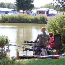 Northam Farm Holiday Park Fishing Breaks - Somerset