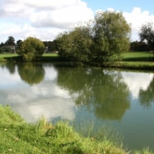 Coarse Fishing Lakes at Rendells Farm, Devizes Wiltshire