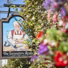 The Carpenters Arms - Stanton Wick Somerset