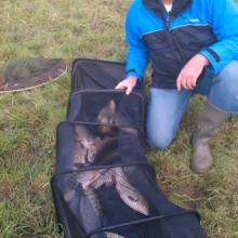 Coarse Fishing Amalgamated Fisheries