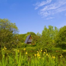 Coarse Fishing at Forda Lakes and Luxury Lodges and Cottages in Cornwall