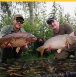 Coarse Fishing at Todber Manor Fisheries in Dorset