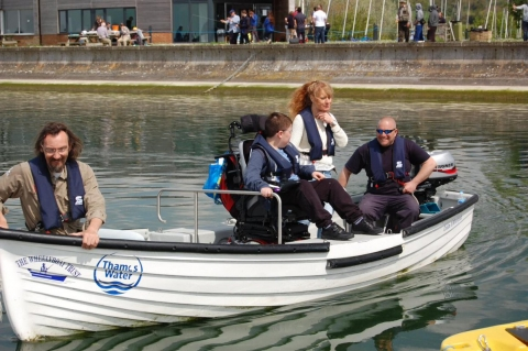 The Wheelyboat Trust
