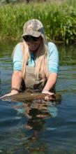 Marina Gibson World Fishing Day 2018